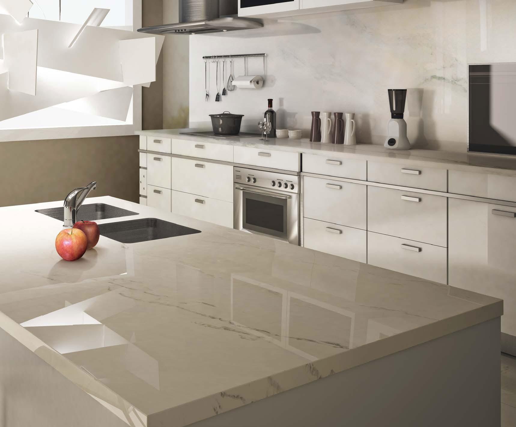 Top cucina bianco avetta - Tagliare top cucina ...